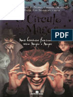 Antologia - Organização de  Peter Haining - O Círculo dos Magos