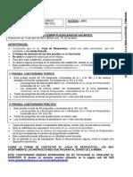 Examen CELADOR 2013-2015 Turno Libre