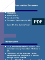 Sexually Transmitted Diseases (STD)