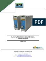Manual Telecomando LITE V2 Slim