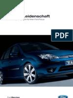 Reiz und Leidenschaft - Ford Focus