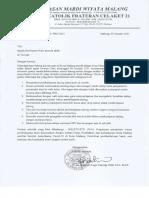 Surat Edaran utk semester Genap 2020-2021