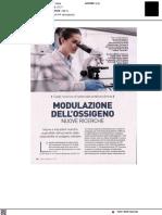 Modulazione dell'Ossigeno, nuove ricerche - L'Altra medicina del 1 aprile 2021