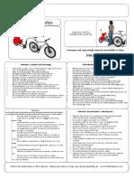 Weehoo®+Turbo™+Bike+Trailer+User+Manual+(2015-2018)