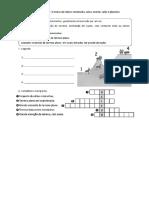 Estudo do meio_Formas de relevo_Exercícios