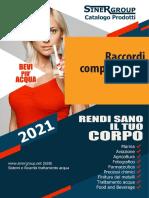 Raccordi a compressione Jaco catalogo
