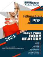 Fittings - Brass fit and valves catalog