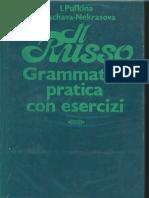Pulkina i Il Russo Grammatica Pratica Con Esercizi