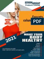Faucets columns fonts catalog