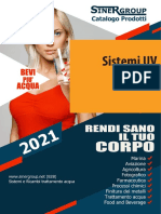 Sistemi UV catalogo