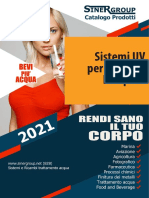 Sistemi UV per cartucce Everpure catalogo