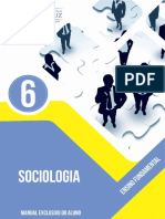 Sociologia 6° ano