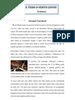 CRÓNICAS ---- Geração Facebook