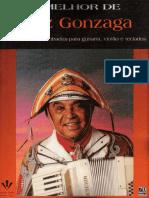 o Melhor de Luiz Gonzaga Songbook Melodias e Letras Cifradas