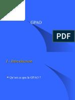 PresentationGPAO