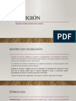 Religion-Maria