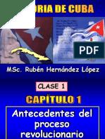 Clase 1 Criollo