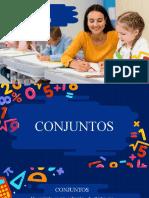 MATEMÁTICAS CONJUNTOS- 3 GRADO