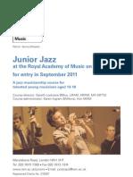 Junior Jazz 2010