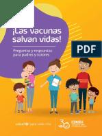 UNICEF Guia de Vacunas 2021