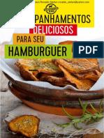 Acompanhamentos para hamburguer versão 1