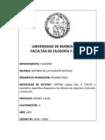 0204 - 12001  HISTORIA DE LA FILOSOFÍA ANTIGUA - LUCAS SOARES