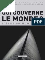 Qui_gouverne_le_monde Sous La Direction de . BADIE