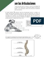 FICHA DE las-Articulaciones-para-Tercero-de-Primaria-Copiar