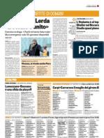 La Gazetta Dello Sport 06-03-2011