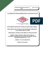 2 - DBC - Obras CIVILES Y MECANICAS MUNIC SUCRE DIST 1, 2, 3, 4 Y 5 PUBLICAR