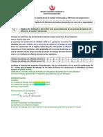 PH de diferencia de medias muestras relacionadas y diferencia de proporciones