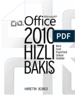 Microsoft Office 2010 Kullanım Klavuzu
