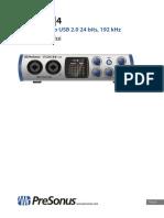 Studio 24 OwnersManual FR 17072018