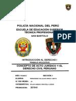 Monografía Introduccion Al Derecho63