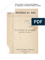 Tolosa B. (1963) dibujos Petroglifos de Tamentica
