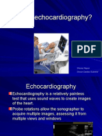 What is echocardiography(1)