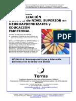 NEURO6 TPVIRTUAL Nº6 Neuro Educacion Inicial(2020)