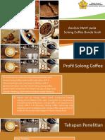 PPT ANALISIS SWOT SOLONG COFFEE_QARI NUR ISLAMI