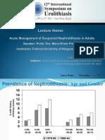 Acute Management of Nephrolithiasis (1)