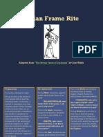 Setian Frame Rite