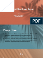 DELLA CITRA DEVI MASYARAKAT DAMBAAN ISLAM