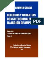 Brewer Tratado de Dc Tomo x 9789803652951 Txt