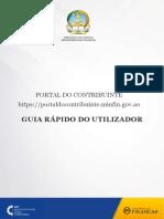 Guia Pratico do Portal do Contribuinte