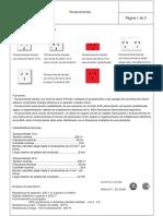 Tomacorrientes Monofásicos (IRAM 2071-IEC 60884)