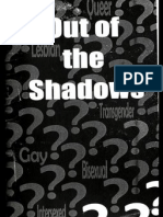 Out of the Shadows HERO- A Gay Straight Alliance 2006
