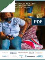 Strengthening Gender Measures & Data
