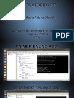 Evidencia Entregable LPP