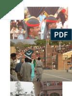 India Pakstan Border 24 April 2006