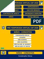 Pré Temporada Virtual Cbf 2020 (Todos Os Temas) (1)