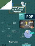 3. Investigacion en CP